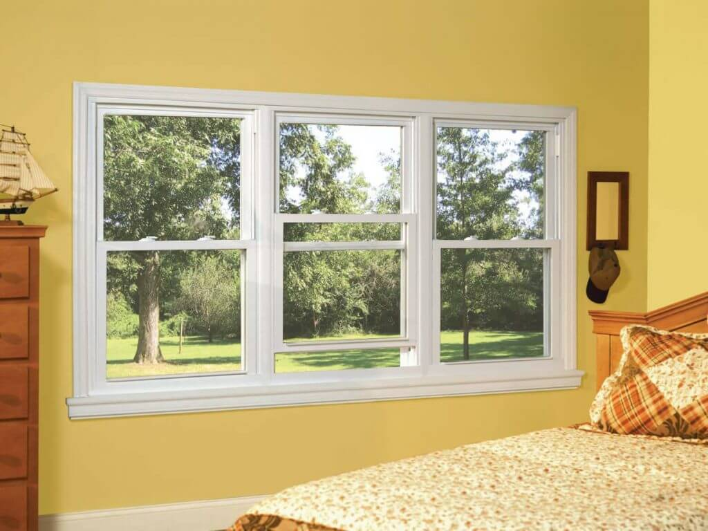Series 8600 preferred replacement double hung window for Anderson vinyl windows