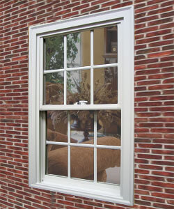 United Series 5500 Double Hung New Construction Window Atlantic Window Warehouse