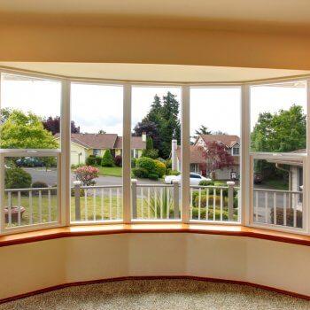 5 window bay window